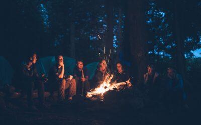 Lyckas med familjens campingresa