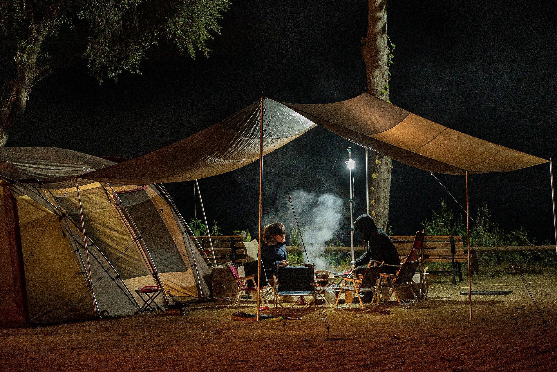 Skaffa rätt campingutrustning